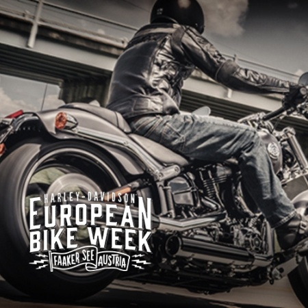 Harley Davidson European Bike Week